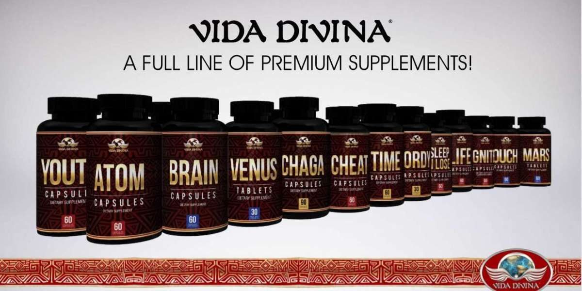 VIDA DIVINA a sure way to healthy living with residual income benefits
